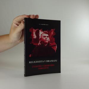 náhled knihy - Religiozita v dramatu českého národního obrození
