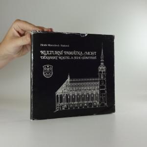 náhled knihy - Kulturní památka Most
