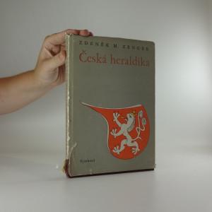 náhled knihy - Česká heraldika