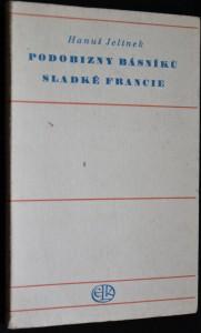 náhled knihy - Podobizny básníků sladké Francie