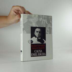 náhled knihy - Causa Emil Hácha