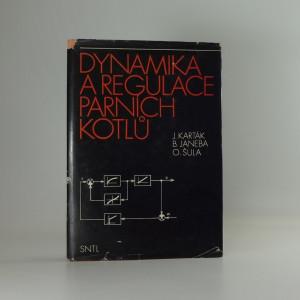 náhled knihy - Dynamika a regulace parních kotlů