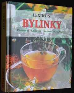 náhled knihy - Lexikon: Bylinky - pěstování, kuchyně, kosmetika, zdraví