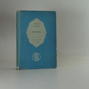 náhled knihy - Poesie