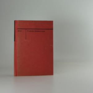 náhled knihy - Pražská dramaturgie : [essaye]