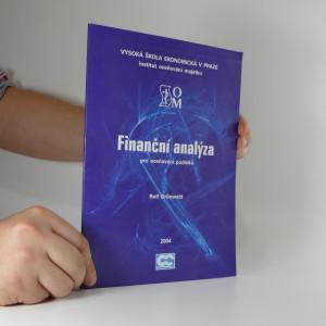 náhled knihy - Finanční analýza pro oceňování podniků
