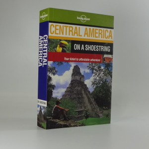 náhled knihy - Central America on a Shoestring