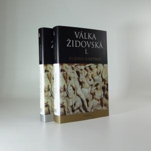 náhled knihy - Válka židovská (2 svazky)