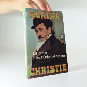 náhled knihy - Le crime de l'Orient-Express