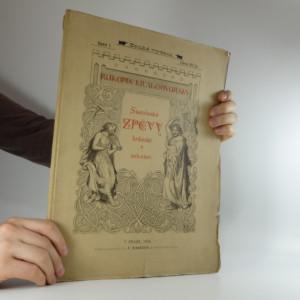 náhled knihy - Rukopis kralodvorský : staročeské zpěvy hrdinské a milostné (6 sešitů)