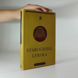 náhled knihy - Staročeská lyrika