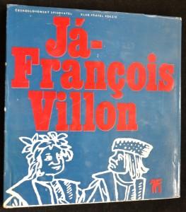 náhled knihy - Já-Francois Villon