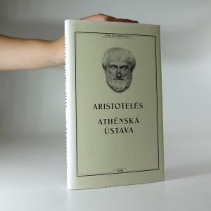 náhled knihy - Athénská ústava
