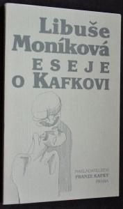 náhled knihy - Eseje o Kafkovi