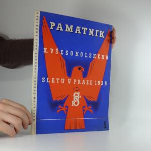 náhled knihy - Památník X. Všesokolského sletu v Praze 1938