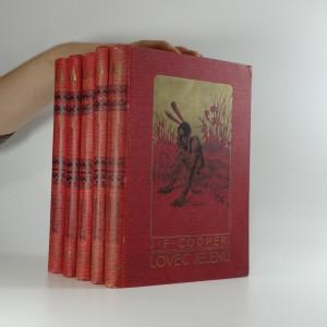 náhled knihy - Prérie, Lovec jelenů, Poslední mohykán, Vyzvědač, Průkopníci