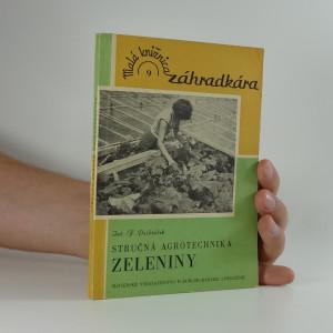 náhled knihy - Stručná agrotechnika zeleniny