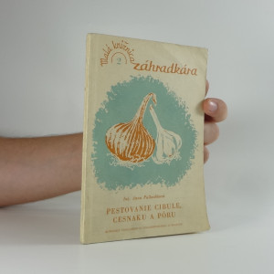 náhled knihy - Pestovanie cibule, cesnaku a póru