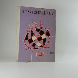 náhled knihy - Otázky žurnalistiky 1962
