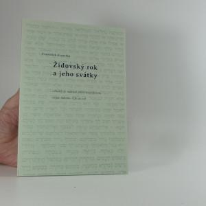 náhled knihy - Židovský rok a jeho svátky
