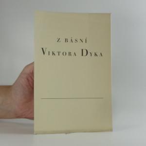 náhled knihy - Z básní Viktora Dyka