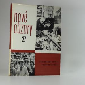 náhled knihy - Nové obzory 27