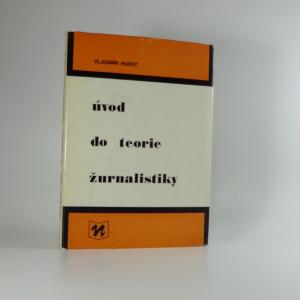 náhled knihy - Úvod do teorie žurnalistiky