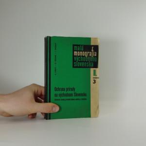 náhled knihy - Malá monografia východného Slovenska II./3