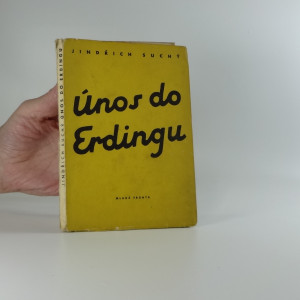 náhled knihy - Únos do Erdingu