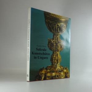 náhled knihy - Sakrale Kunstschatze in Urgarn