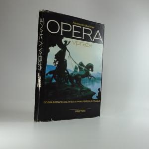 náhled knihy - Opera v Praze = Opera v Prage = Die Oper in Prag = Opera in Prague