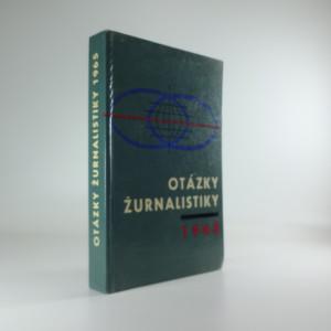náhled knihy - Otázky žurnalistiky: sborník prác z dejín a teórie žurnalistiky