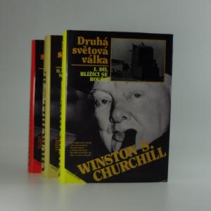náhled knihy - Druhá světová válka (3 svazky) Díly 1-3