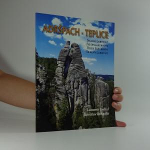 náhled knihy - Adršpach - Teplice (Skalní Labyrint)