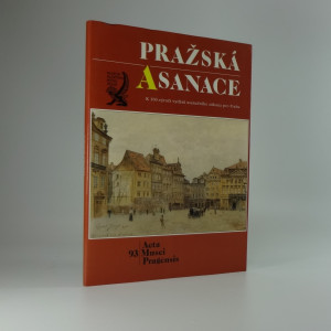 náhled knihy - Pražská asanace