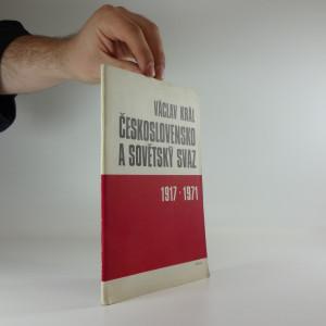 náhled knihy - Československo a Sovětský svaz 1917-1971