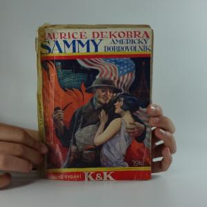 náhled knihy - Sammy, americký dobrovolník