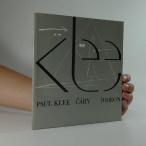 náhled knihy - Kniha Paul Klee: Čáry