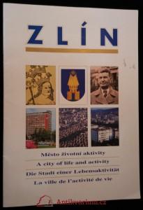 náhled knihy - Zlín - město životní aktivity