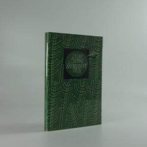 náhled knihy - Kapradinový vrch