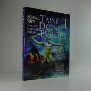 náhled knihy - Tajné dějiny Evropy (1. díl)