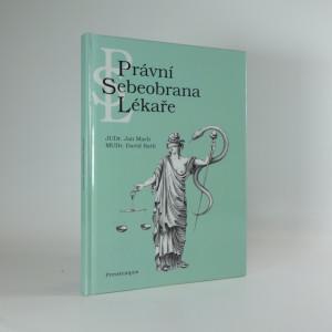 náhled knihy - Právní sebeobrana lékaře