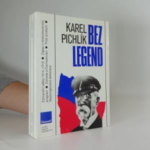 náhled knihy - Bez legend - zahraniční odboj 1914-1918 - zápas o československý program