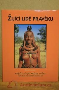 náhled knihy - Žijící lidé pravěku