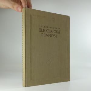 náhled knihy - Elektrická pevnost