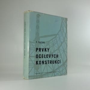 náhled knihy - Prvky ocelových konstrukcí : celost. vysokošk. učebnice