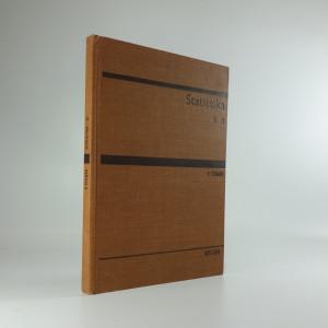 náhled knihy - Statistika II.