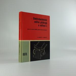 náhled knihy - Elektrotechnické měřicí přístroje a měření I  učebnice pro 3. ročník SPŠ elektrotechnických