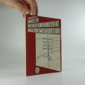 náhled knihy - Mechanika venkovních sdělovacích vedení a závěsných kabelů