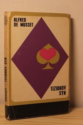 náhled knihy - Tizianov syn : Novely